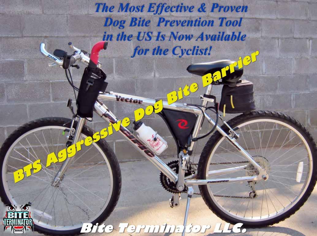 Bite Terminator® For Cyclists