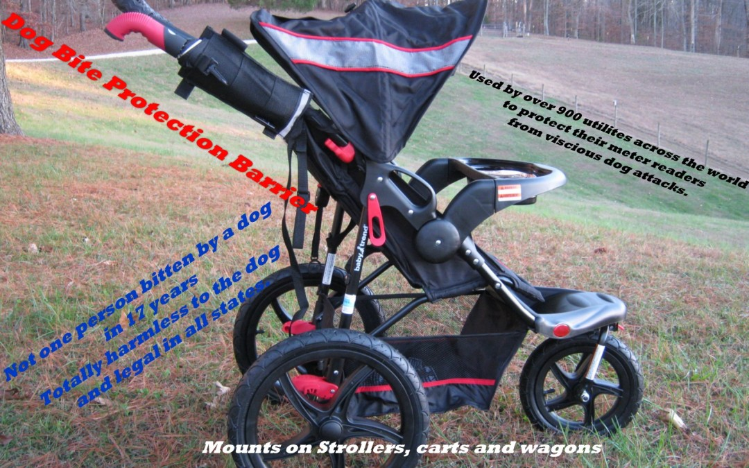 Stroller/Jogger Mount