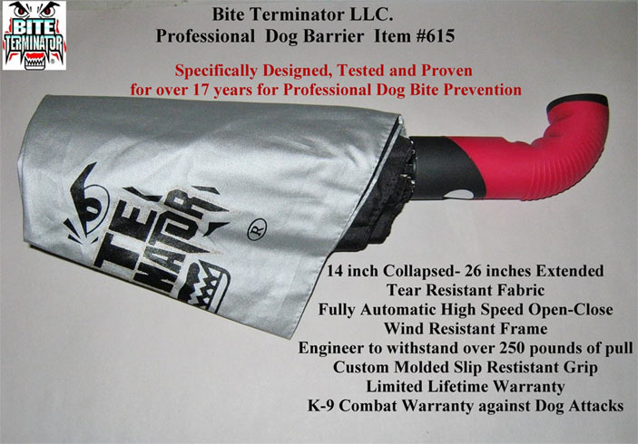 Bite Terminator® LLC. Replacement #615