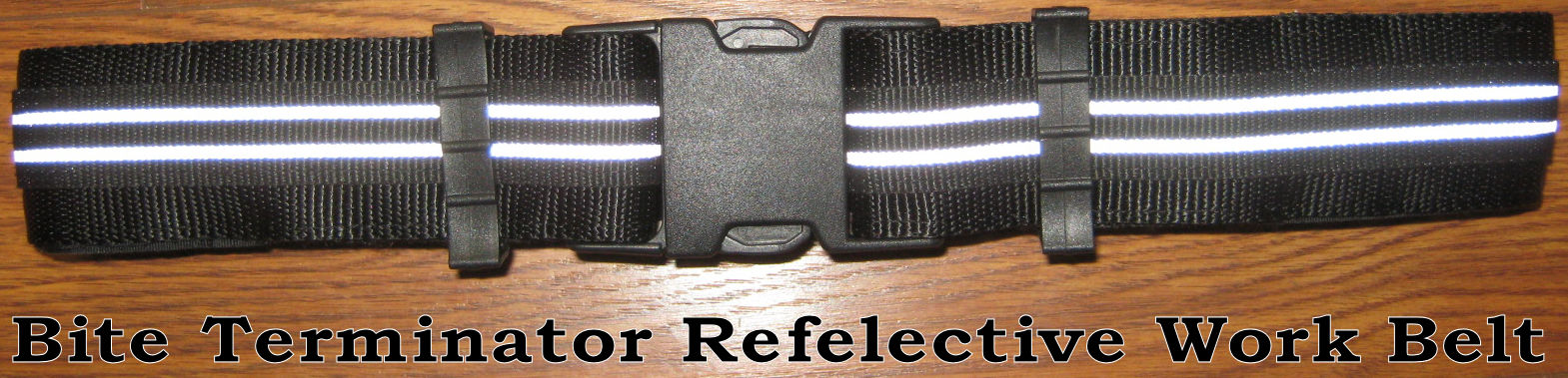 Bite Terminator® Commercial Reflective Belt #705